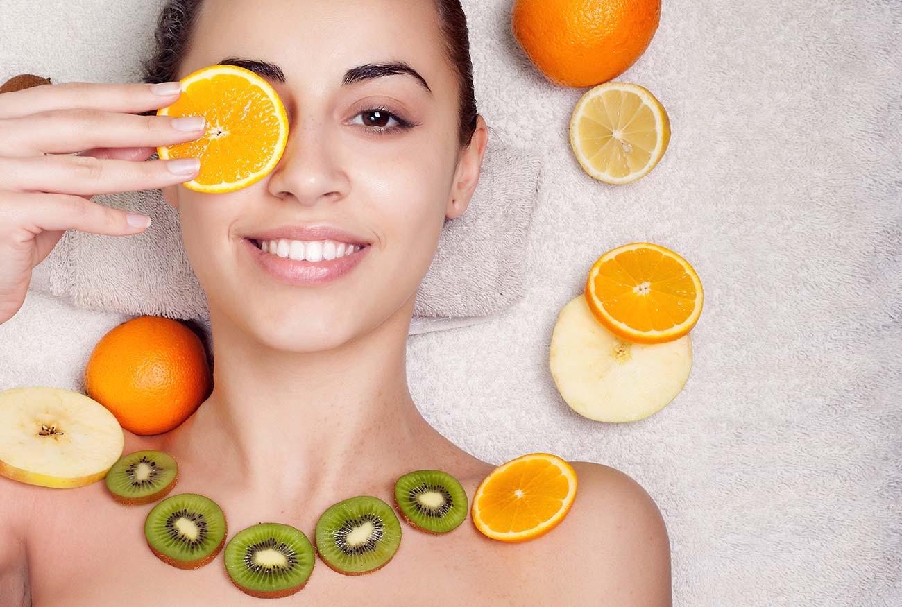 Massaggio alla Frutta